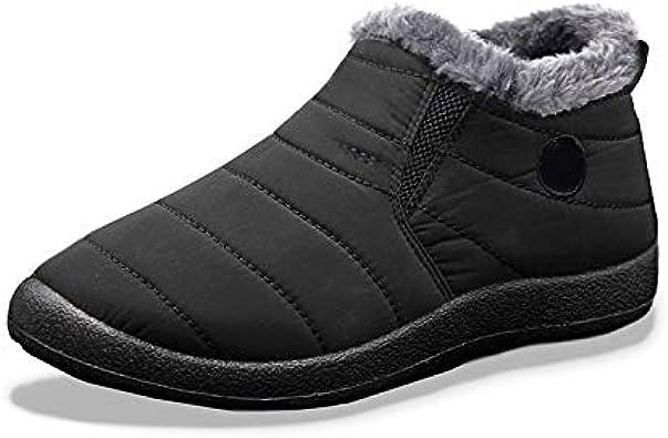 Colleer Warm Snow Boots, Winter