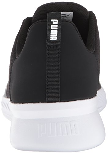 Puma PUMA191070 White Puma Tishatsu Black puma Runner 01 Herren 8X68qMKd1w