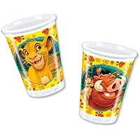 Procos Lion King Plastic Cups Set of 10
