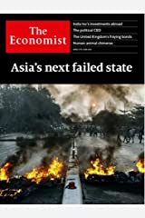The Economist 17-23 April 2021 (Asia's Next Failed State) The Economist Weekly World Business and Current Affairs Magazine Paperback