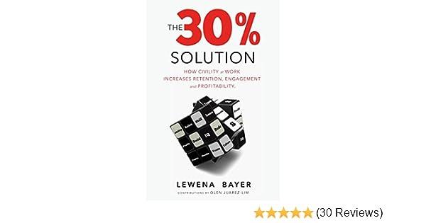 Amazon the 30 solution ebook lewena bayer kindle store fandeluxe Image collections