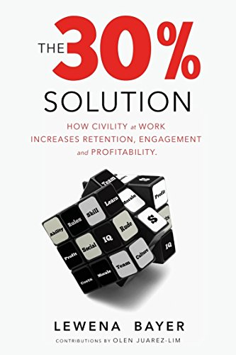 The 30% Solution cover