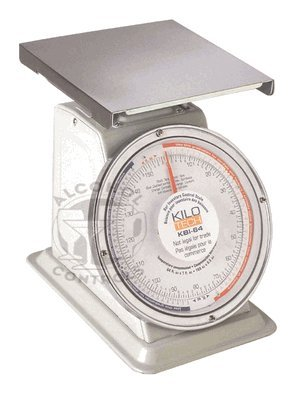 Alcohol Controls - Bar Scale Used for Weighing Partial Liquor & Wine - Control Inventory Bar Scale