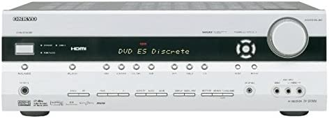 B0015M4G8E Onkyo TX-SR506 7.1 Channel Home Theater Receiver (Silver) (Discontinued by Manufacturer) 41-tyjP2-NL.