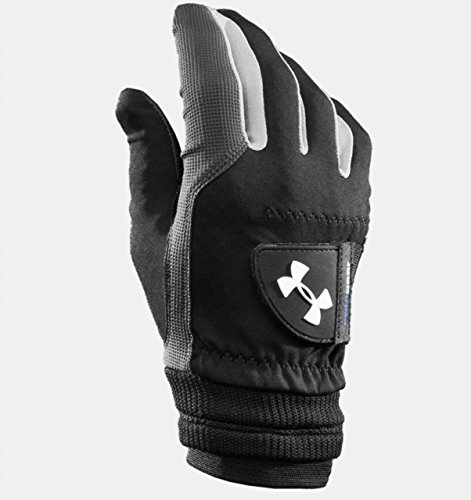 Under Armour 2015 Cold Gear Winter Golf GlovesPAIR Mens Black Small