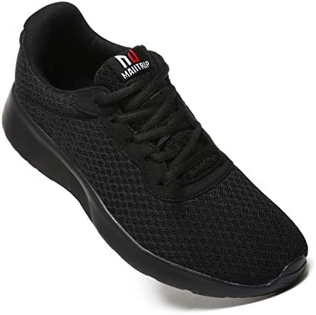 MAITRIP Mens Lightweight Breathable Mesh Running Sneakers Size US7-US14
