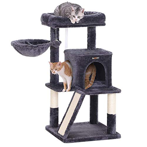 FEANDREA Sisal Covered Scratching Posts UPCT51G