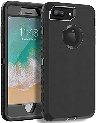 Amazon.com: MXX iPhone 8 Plus Heavy Duty Protective Case ...