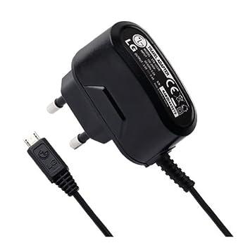 LG LGTA30ME - Cargador Micro USB: LG: Amazon.es: Electrónica