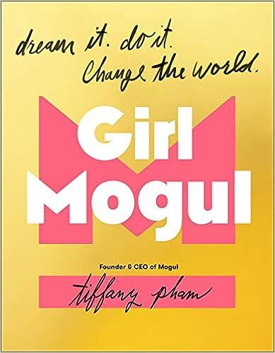 Do It Girl Mogul Change the World Dream It