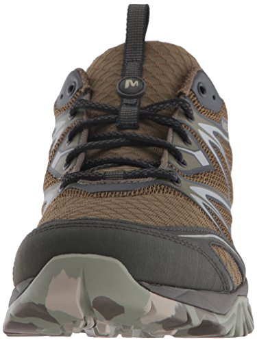 Capra Hiking Bolt Olive Shoe Men's Air Merrell 5wHnqpIH