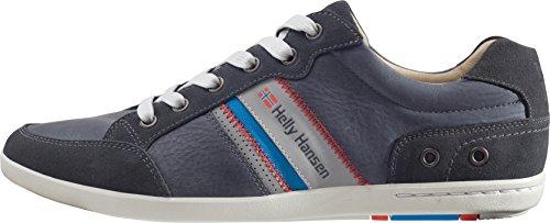 Helly Hansen Kordel Leather Zapatillas de deporte exterior, Hombre Gris (Grey)