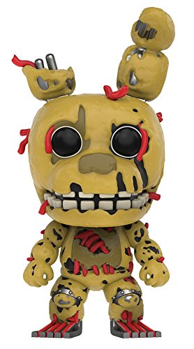 Funko Five Nights at Freddy's - Spring Trap Toy (Spring Game Trap)