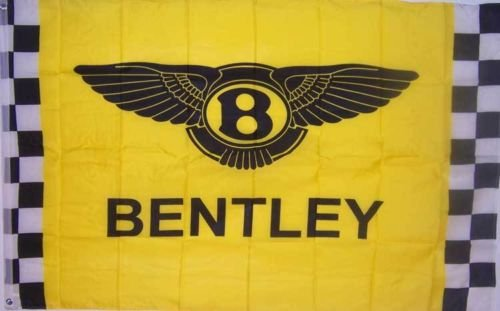 Bentley Checkered Flag (Bentley Clock)
