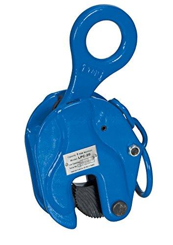 (Vestil LPC-20 Positive Locking Plate Clamp, 0.80