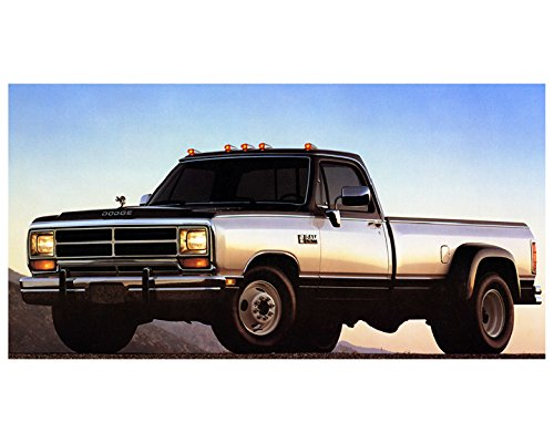 1989-dodge-cummins-turbo-diesel-pickup-truck-photo-poster
