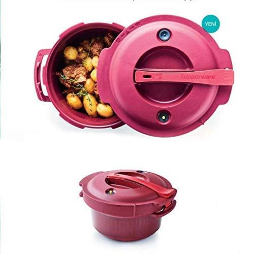 Tupperware Olla a presión para microondas, 2 cuartos de galón ...