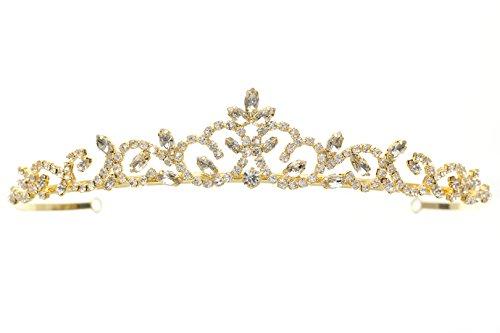 Bridal Princess Rhinestones Crystal Wedding product image