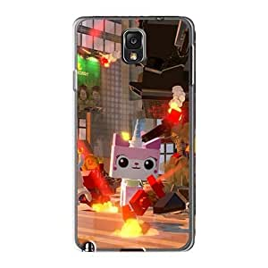 AaronBlanchette Samsung Galaxy Note3 Protective Hard Phone Covers Custom Stylish The Lego Movie Pattern [oSB3977sFMM] WANGJING JINDA