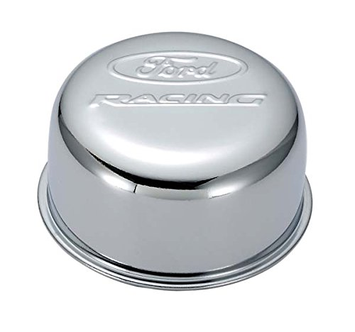 Proform 302-200 Chrome Twist-On Air Breather Cap - Cap Chrome Oil Mustang