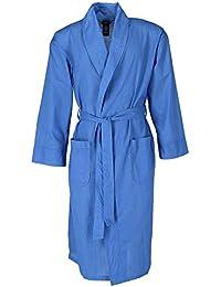 Men s Lightweight Woven Broadcloth Robe fd765fdb7