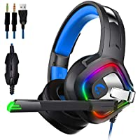 ZIUMIER GH88 Over-Ear 3.5mm Wired Gaming Headphones