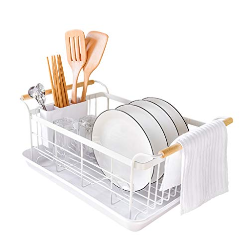 Dish Drying Rack with Tray Dish Drying Rack,Rustproof Stainl