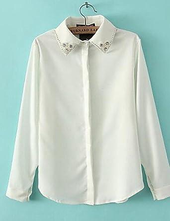 Mujer Camisa Blusa elegante mujer Blusa – Camiseta de mujer ...