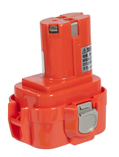 Makita 192638-6 9120 9-3/5-Volt 1-1/3-Amp Hour NiCad Pod Style Battery (Discontinued by - 6200d Battery