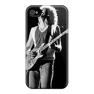 EricHowe Iphone 4/4s Durable Hard Phone Case Custom Trendy Green Day Image [xLB17614mroj]