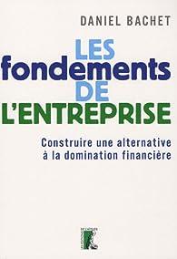 Télécharger Les fondements de l'entreprise PDF eBook