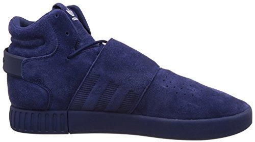 Hi Tubular Sneakers Trainers White Bb5036 Top Strap Invader Originals Blue Adidas Mens Dark Shoes xXSTBqXw