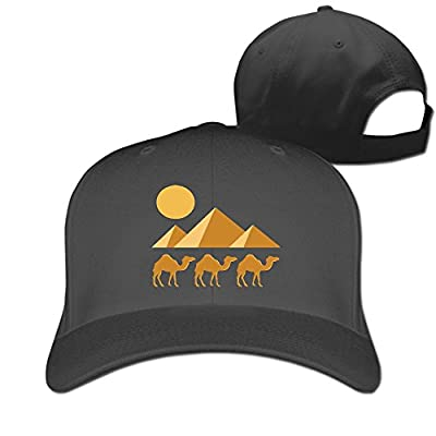 Egyptian Culture Elements Designer Trucker Cap Peaked Hat Unisex Baseball Hats