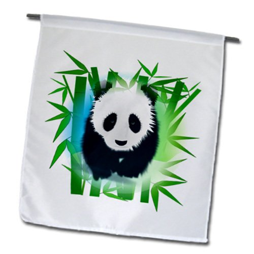 Florene Decorative Ii Image Of Cartoon Panda Among Bamboo 18 X 27 Inch Garden Flag Fl 163231 2 Buy Online In Aruba At Aruba Desertcart Com Productid 13298601