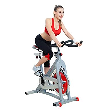 Pro Indoor Cycling Bike by Sunny Health & Fitness - SF-B901
