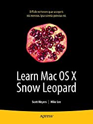 Learn Mac OS X Snow Leopard (Learn Series)
