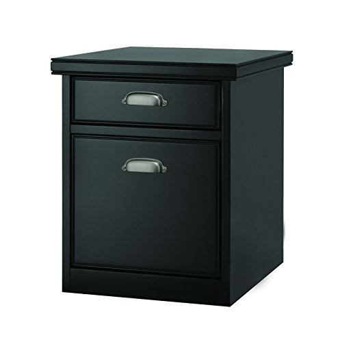 Martin Furniture Tribeca Loft Mobile File Cabinet - Kathy Ireland Tribeca Loft