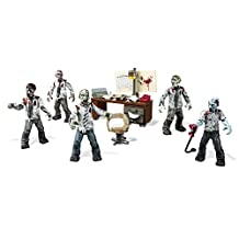 Mega Construx Call of Duty Zombies Office Mob Building Kit