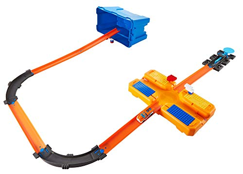(Hot Wheels Track Builder Stunt Box )