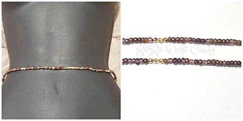 Waist Beads, Beaded Belly Chain, Seed Beads, African Waist Beads, Women's Jewelry, Body Jewelry, Minimalist Jewelry, Women's Body Jewelry (Beaded Belly Chain)