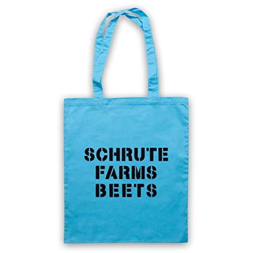 Us Apparel Sac Bleu Beets Schrute Clair Inspired Farms Inspire D'emballage Officieux Office Par qARdTw6