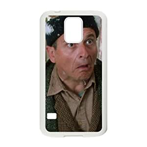 Home Alone Samsung Galaxy S5 Cell Phone Case White K069275