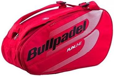 Bull padel PALETERO BULLPADEL BPP-18004 Rojo: Amazon.es ...