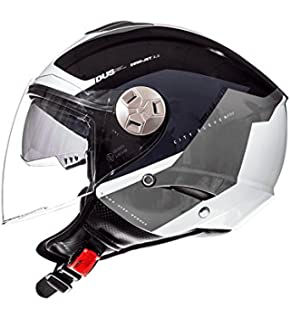 MT Casco Semi-Jet City Eleven SV Spark Gris (M)