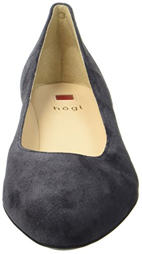 4202 Heels Women's Pumps Darkgrey 10 6600 with 4 Ballerinas HÖGL 6600 Grey Stwn0qUS