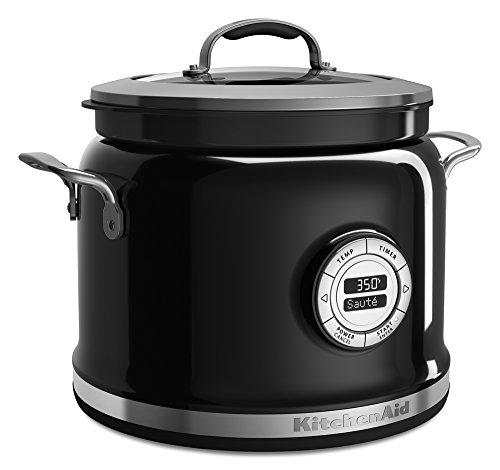 KitchenAid KMC4241OB Multi-Cooker - Onyx Black