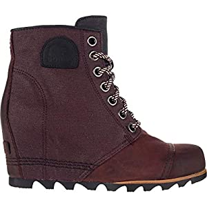 Sorel Womens PDX Wedge Closed Toe Ankle Fashion Boots