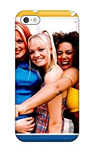 Brand New 5/5s Defender Case For Iphone (spice Girls)