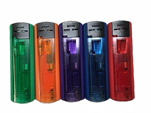 Slide Lighter (The Amazing Slide Lighter assorted Colors (5 Lighters))
