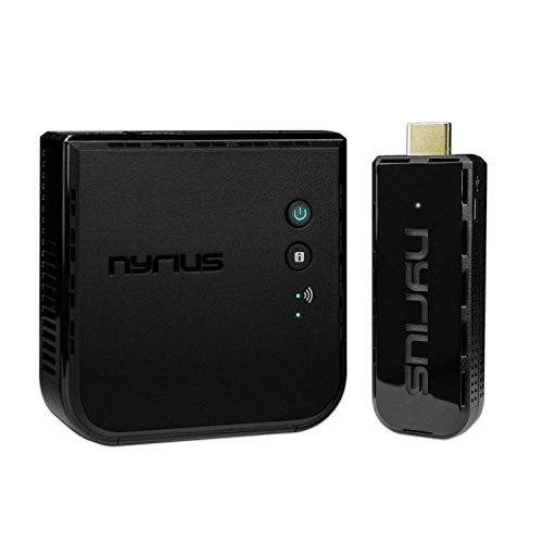 Nyrius ARIES Pro Wireless HDMI Transmitter and Rec…